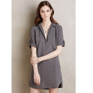 Anthro Cloth & Stone Pembroke Tunic Dress